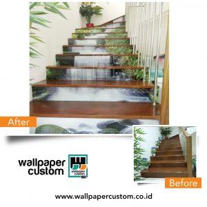 Konsep Desain Interior Dengan Wallpaper Custom